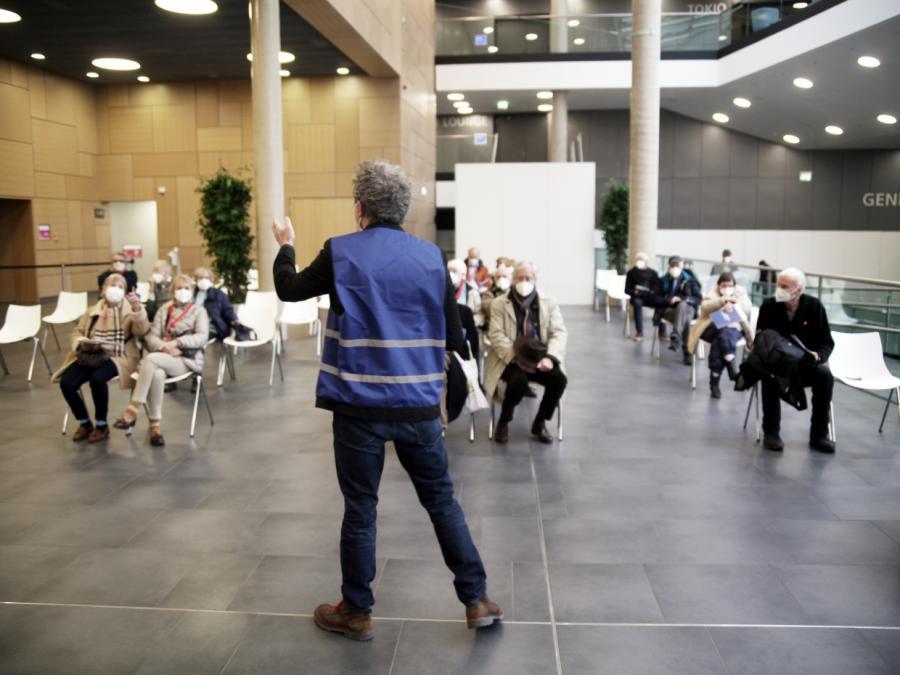 EU-Impfbeauftragter: Impf-Angebot für 70 Prozent bis Mitte Juli