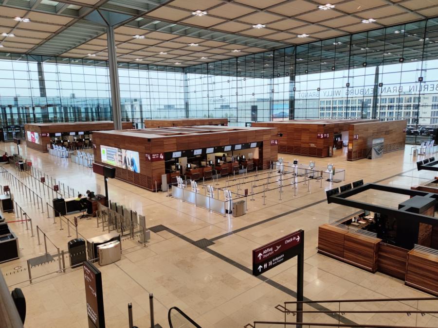 Berlin verspricht Hauptstadtflughafen BER finanzielle Rückendeckung