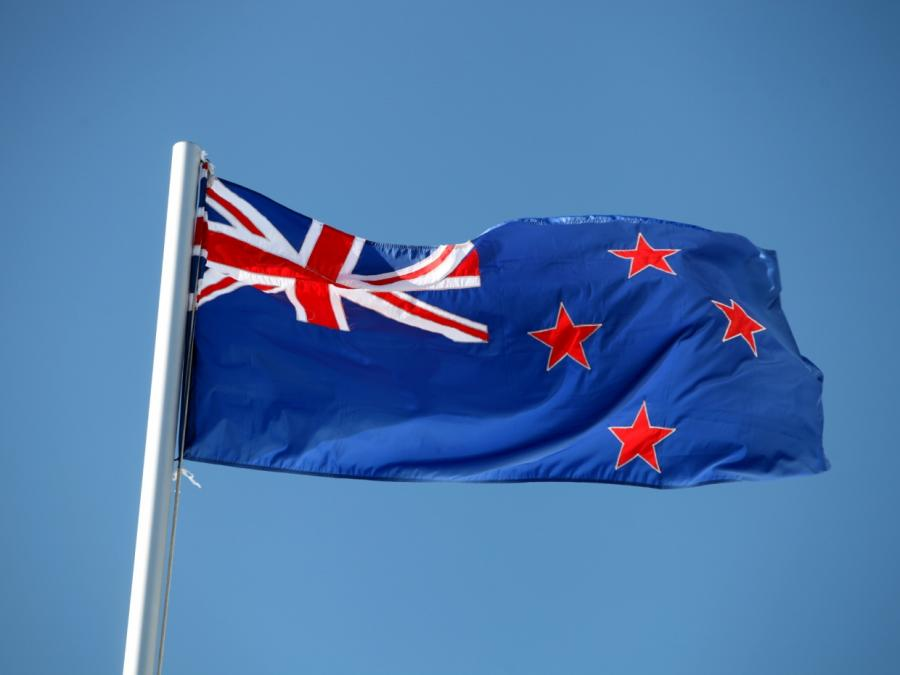 Starkes Erdbeben bei Neuseeland