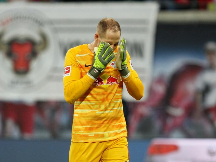 1. Bundesliga: Leipzig gewinnt gegen Augsburg
