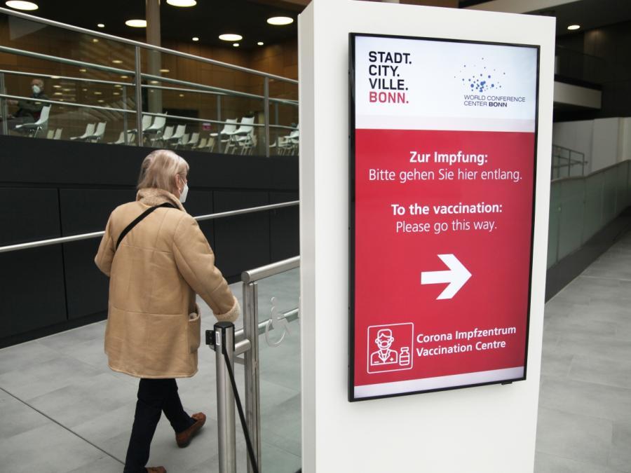 Laumann: Im April wird es in NRW zwei Millionen Erstimpfungen geben