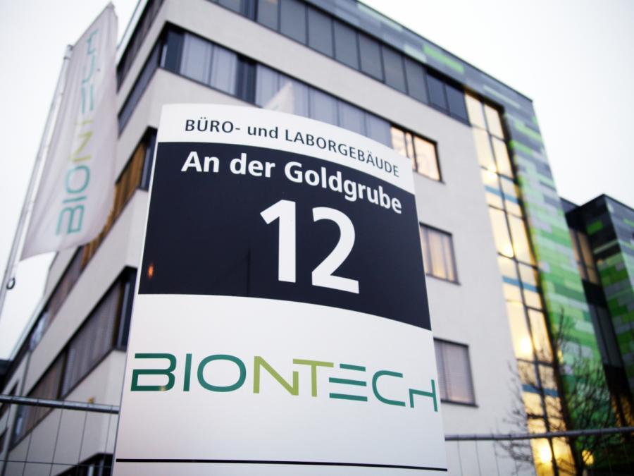 Gesundheitsministerium: Keine Lieferkürzung bei Biontech