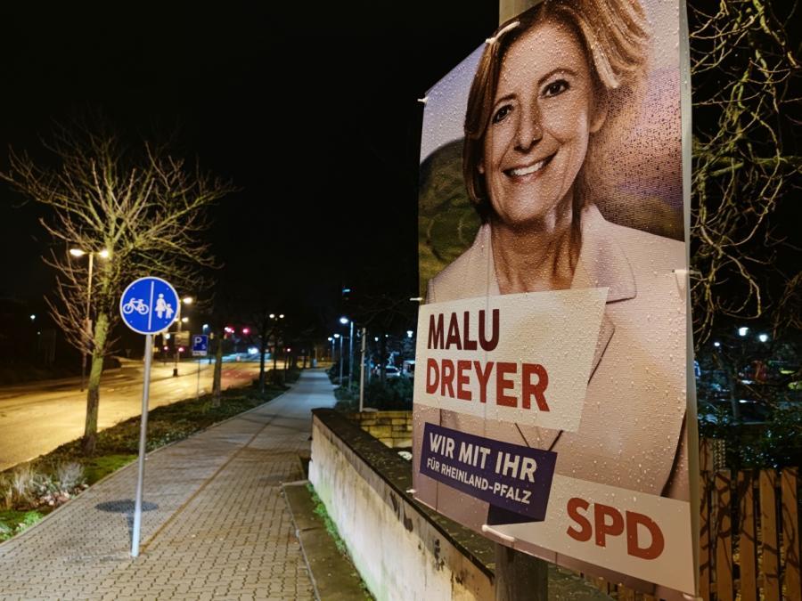 Dreyer will Schnelltests für Zugang zu Veranstaltungen