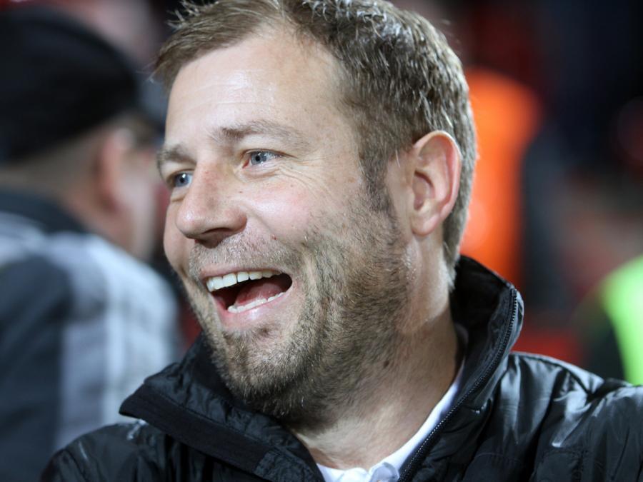 Frank Kramer wird neuer Arminia-Trainer