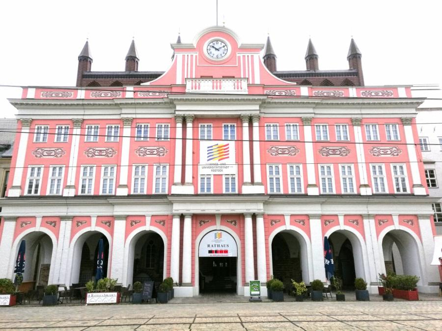 Rostocks Oberbürgermeister möchte Deutscher werden