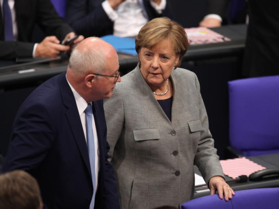 Handwerkspräsident: Kauder-Abwahl kein Anlass für Regierungskrise