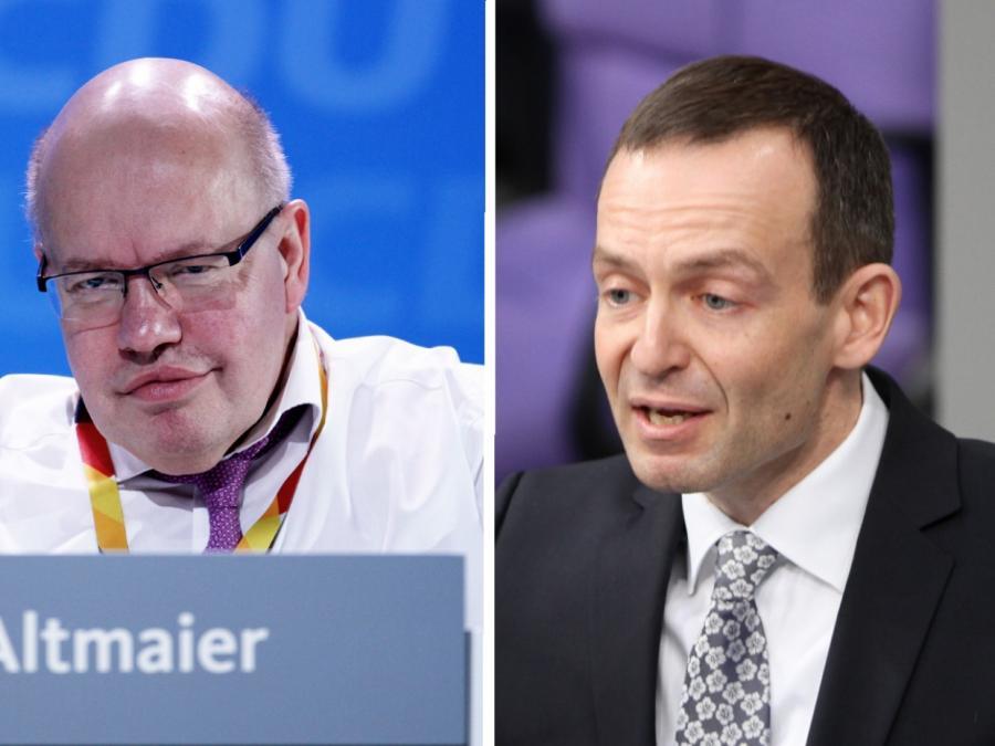 FDP-Generalsekretär fetzt sich mit Altmaier auf Twitter