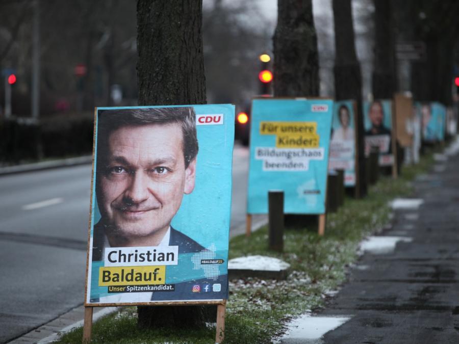 Politbarometer: CDU hat auch in Rheinland-Pfalz ein Problem