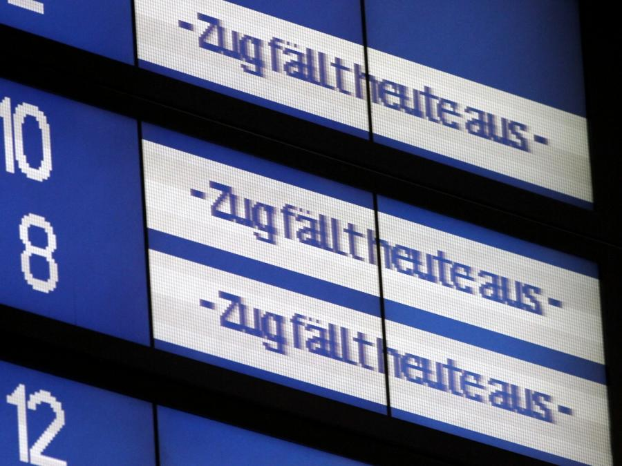 Aufsichtsrat nennt Deutsche Bahn